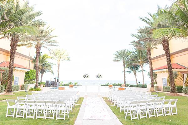 Eau Palm Beach Wedding