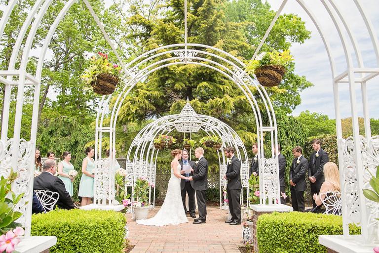 Wedding Ceremony On The Beach Long Island Ny