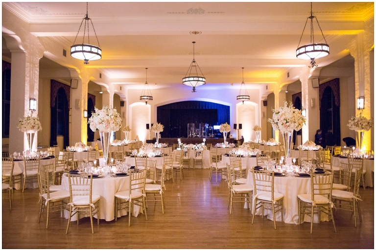 Comber Hall Coral Gables Wedding
