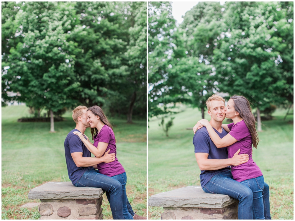 Stonewall Estate Engagement Session Delhi, NY_7843