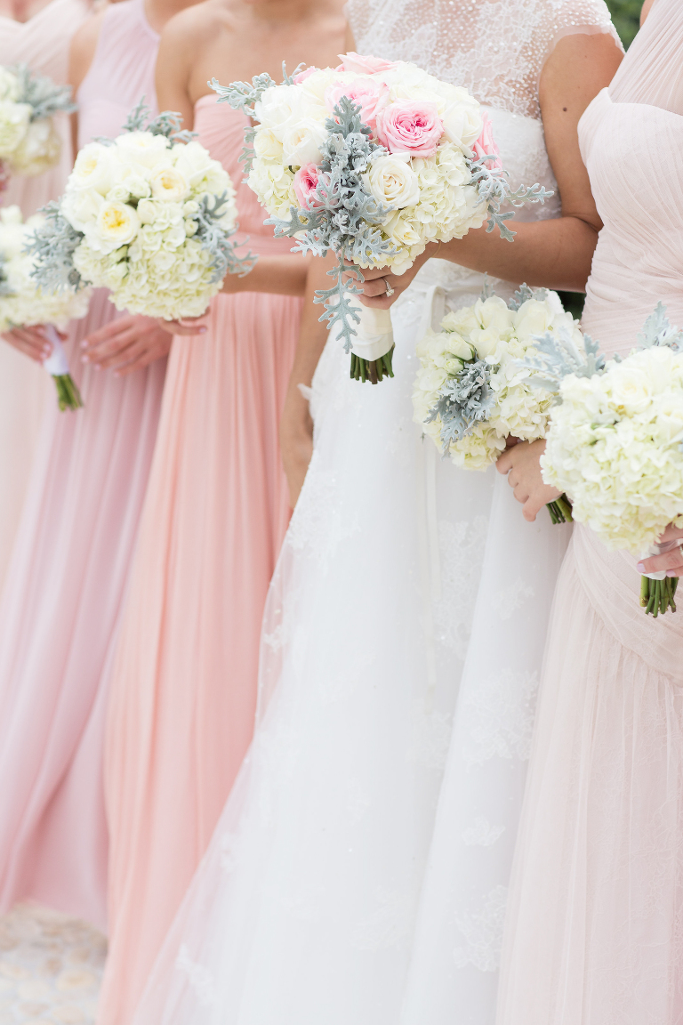 How to mix and match bridesmaids dresses the right way lots of dress companies offer a line of different styles in common colors or vice versa pick specific color palette and give your girls the option to pick ombrellifo Images