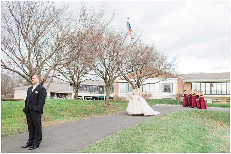 Lauren Josh Rockland Country Club Wedding Sparkill Ny